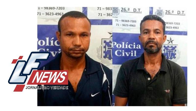 Integrantes de quadrilha são presos e seis carros recuperados em Camaçari