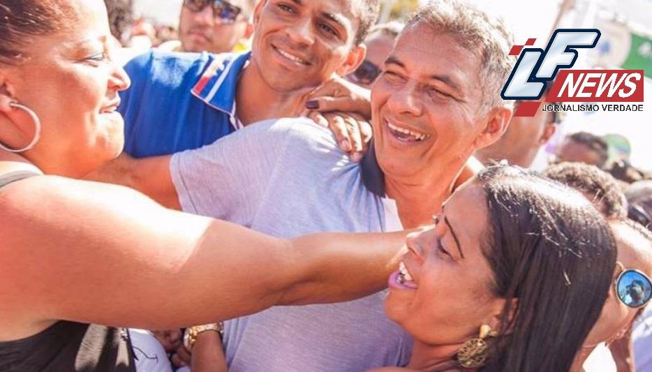 Prefeito eleito Dinha, afirma que ataque de Otto fere a dignidade de Simões Filho