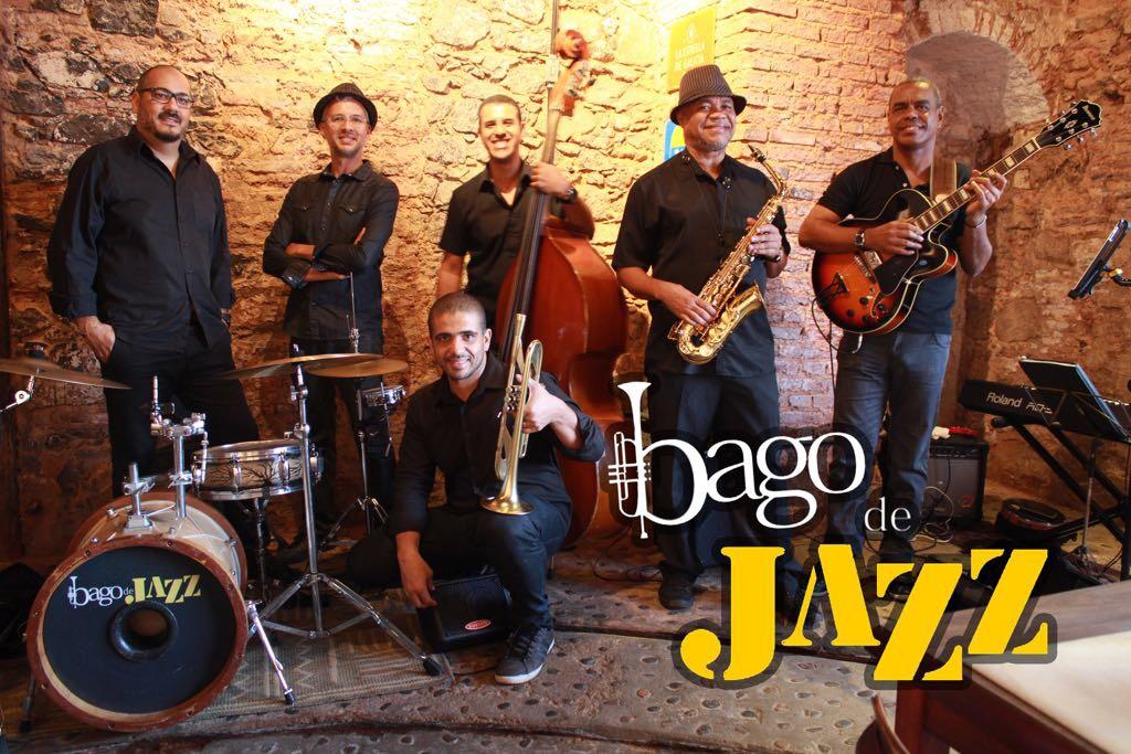 Escutar Bago de Jazz faz bem pra saúde!