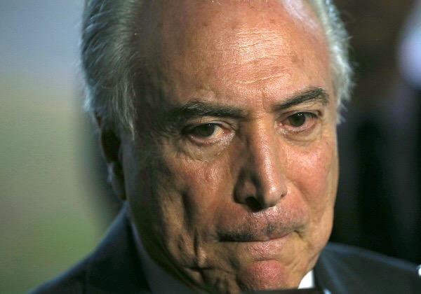 Odebrecht apresenta extratos de propina negociada com Temer, diz Folha