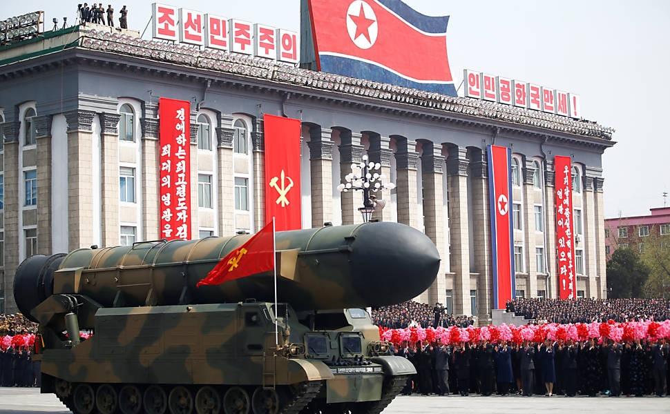 Coreia do Norte anuncia 6º teste com bomba