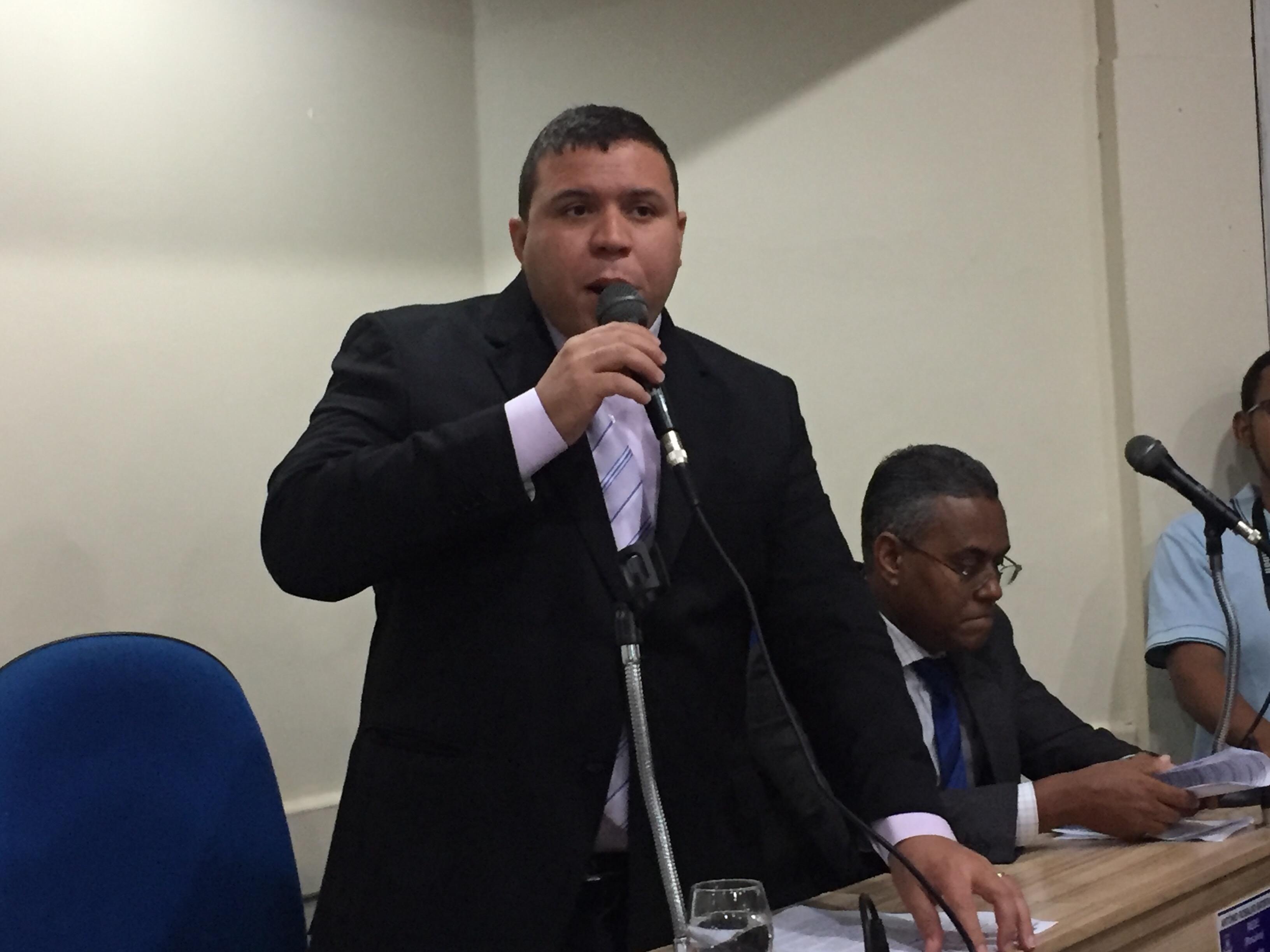 Isaac de Belchior indica a implantação de um Colégio da Polícia Militar em Lauro de Freitas
