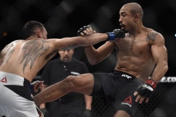 José Aldo é nocauteado em 'casa' e Belfort volta a vencer no UFC 212