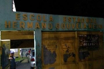 Cadê a EMBASA? Escola Estadual Hermano Gouveia em Lauro de Freitas está sem água