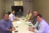 Lauro de Freitas alinha ações para gestão das praias do município com SPU-Secretaria do Patrimônio da União.