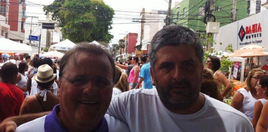 Gustavo Ferraz, que continua preso na Papuda, admite que buscou dinheiro em SP a mando do ex-ministro Geddel