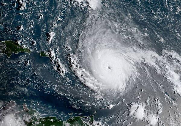 Furacão Irma atinge Caribe e deixa 10 mortos
