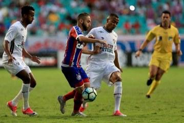 Visando pontuar e se distanciar do Z-4, Bahia encara o Fluminense no Maracanã
