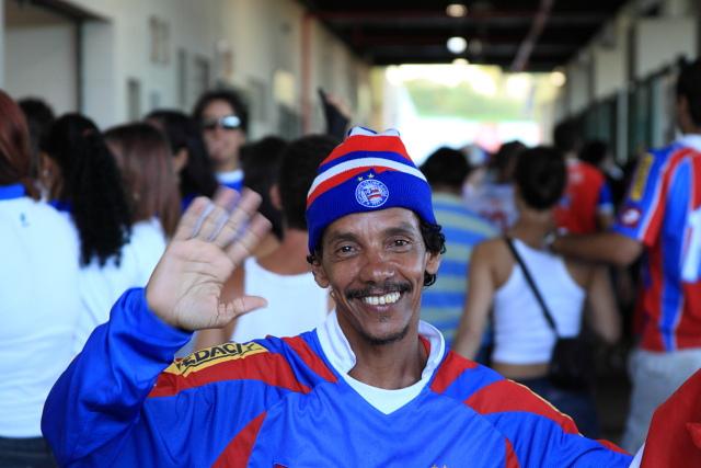 Binha de São Caetano é o primeiro candidato confirmado à presidência do Bahia