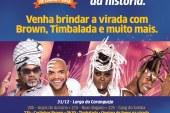 Mais de 60 mil pessoas são esperadas para o réveillon em Lauro de Freitas
