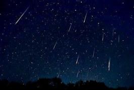 Melhor chuva de estrelas cadentes do ano poderá ser vista nesta madrugada