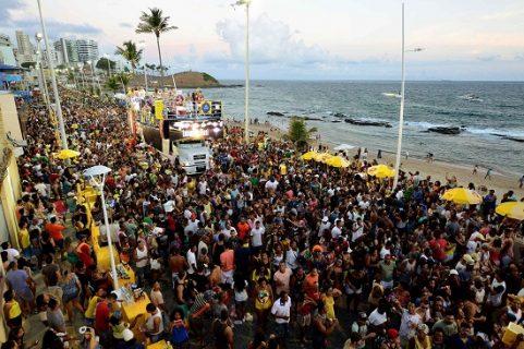 Pré-Carnaval de Salvador deve reunir um milhão de pessoas nesse fim de semana