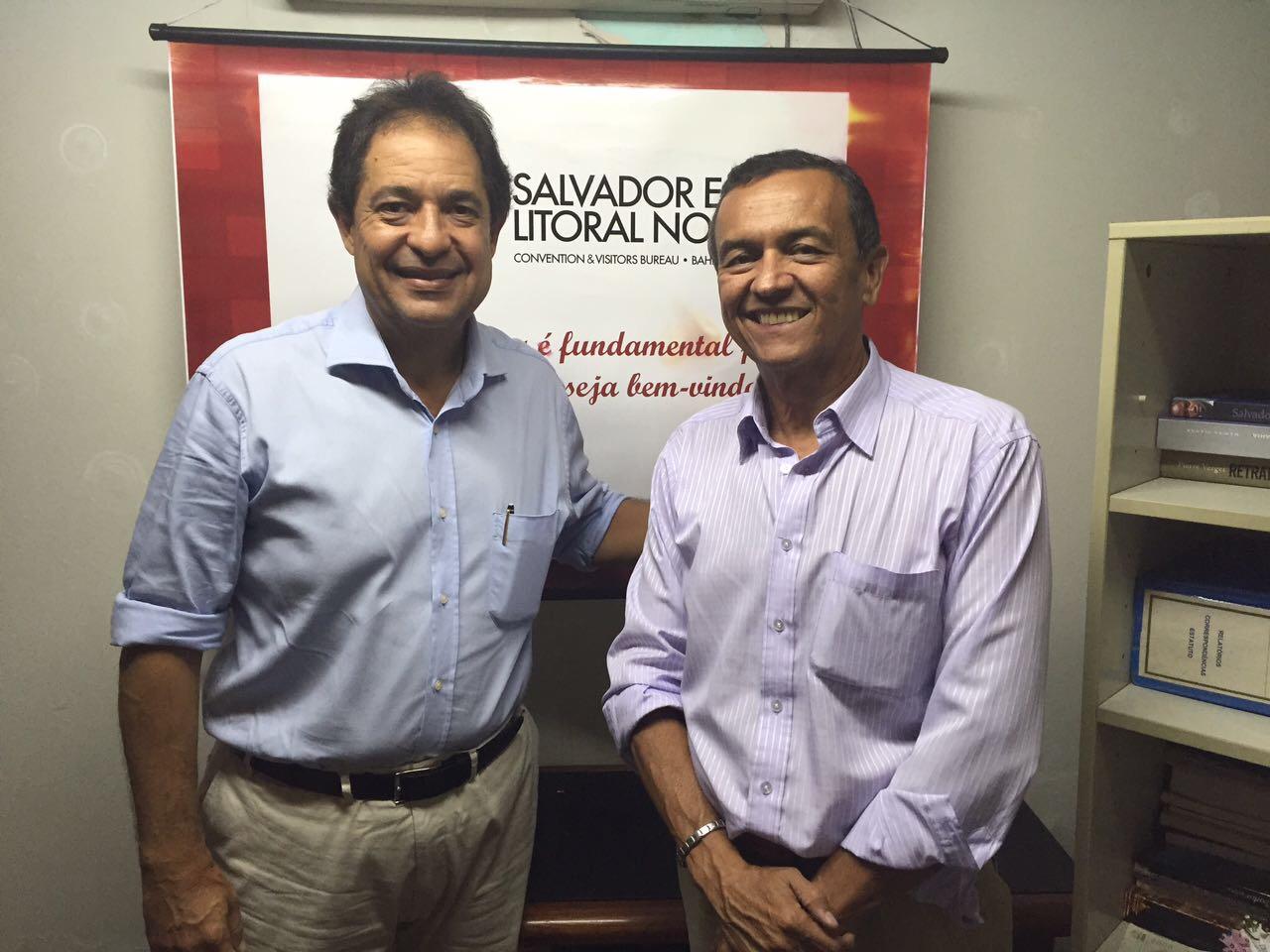 Marcos Almeida é o novo secretário de Turismo, Cultura, Meio Ambiente e Esporte de Itaparica