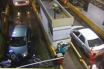 PM baleado em assalto a pedágio em Candeias permanece em estado grave