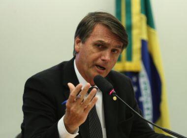 Pré-candidato, Bolsonaro quadruplica faltas e diminui produção na Câmara