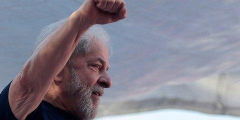 Mídia Global confirma: Lula é preso político