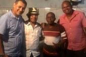 Vocalista da banda Brazilian Boys fecha com Alexandre Marques
