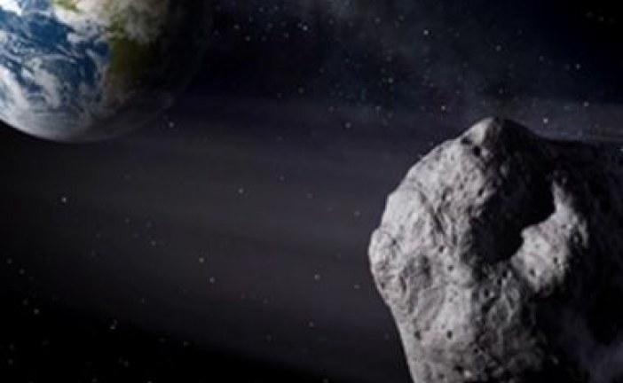 Asteroide 'potencialmente perigoso' passará de raspão na Terra nesta quarta