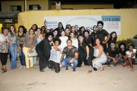 A Manassés não só pensa em cuidar, mas também em levar distração, cultura e entretenimento à comunidade