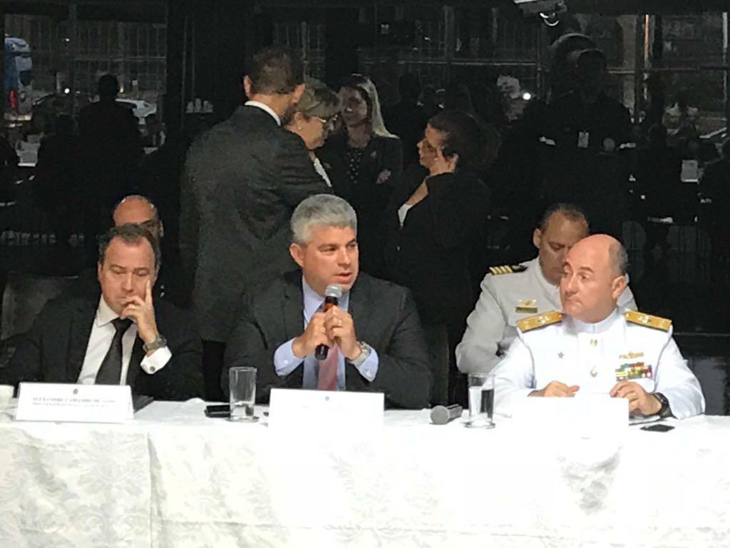 Maurício Barbosa se torna integrante do Conselho Nacional de Segurança Pública