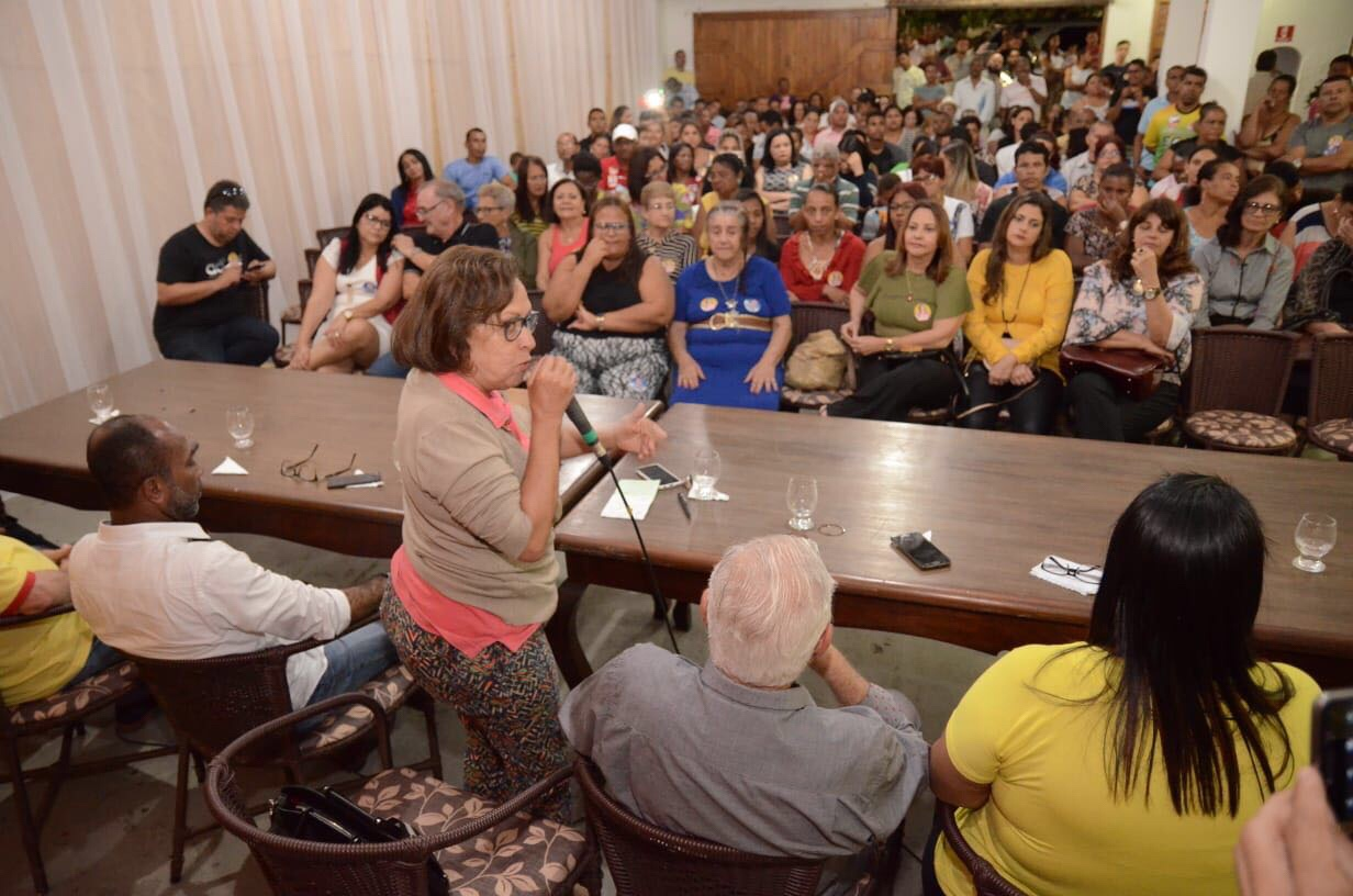 PSB apresenta candidatura de Lídice em Itabuna