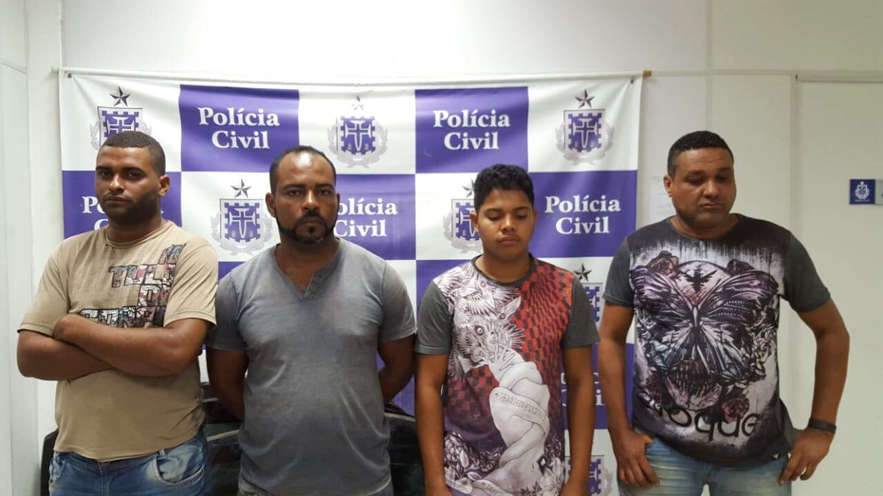 Polícia desarticula esquema de roubo e desmanche de veículos