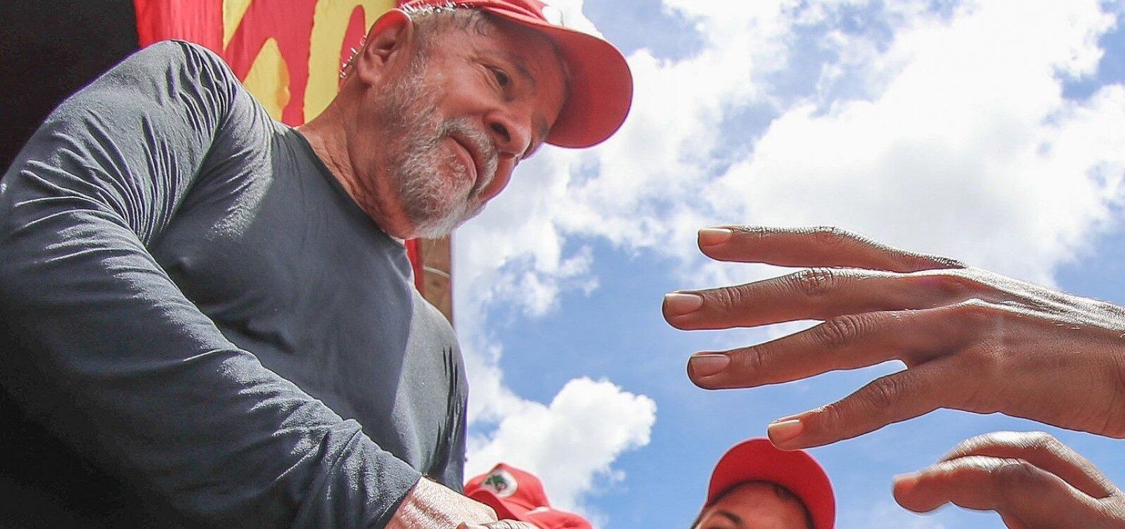 Defesa de Lula pede urgência ao Supremo na análise de recurso
