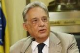 Fernando Henrique repudia fala do filho de Bolsonaro sobre STF: 'Cheira a fascismo'