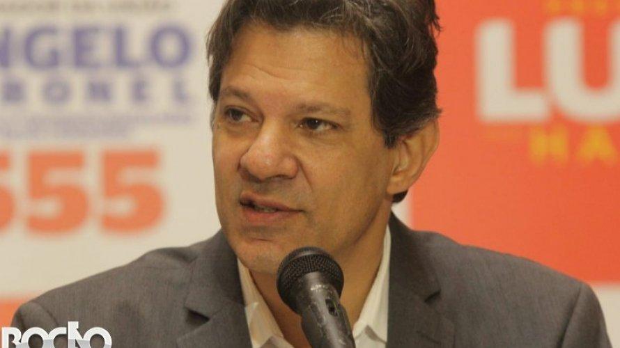 Haddad afirma que apoio público de Ciro seria crucial para virada nas urnas