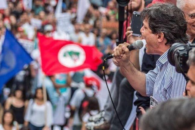 """Fernando Haddad chama Jair Bolsonaro de """"chefe de milícia"""" no Maranhão"""