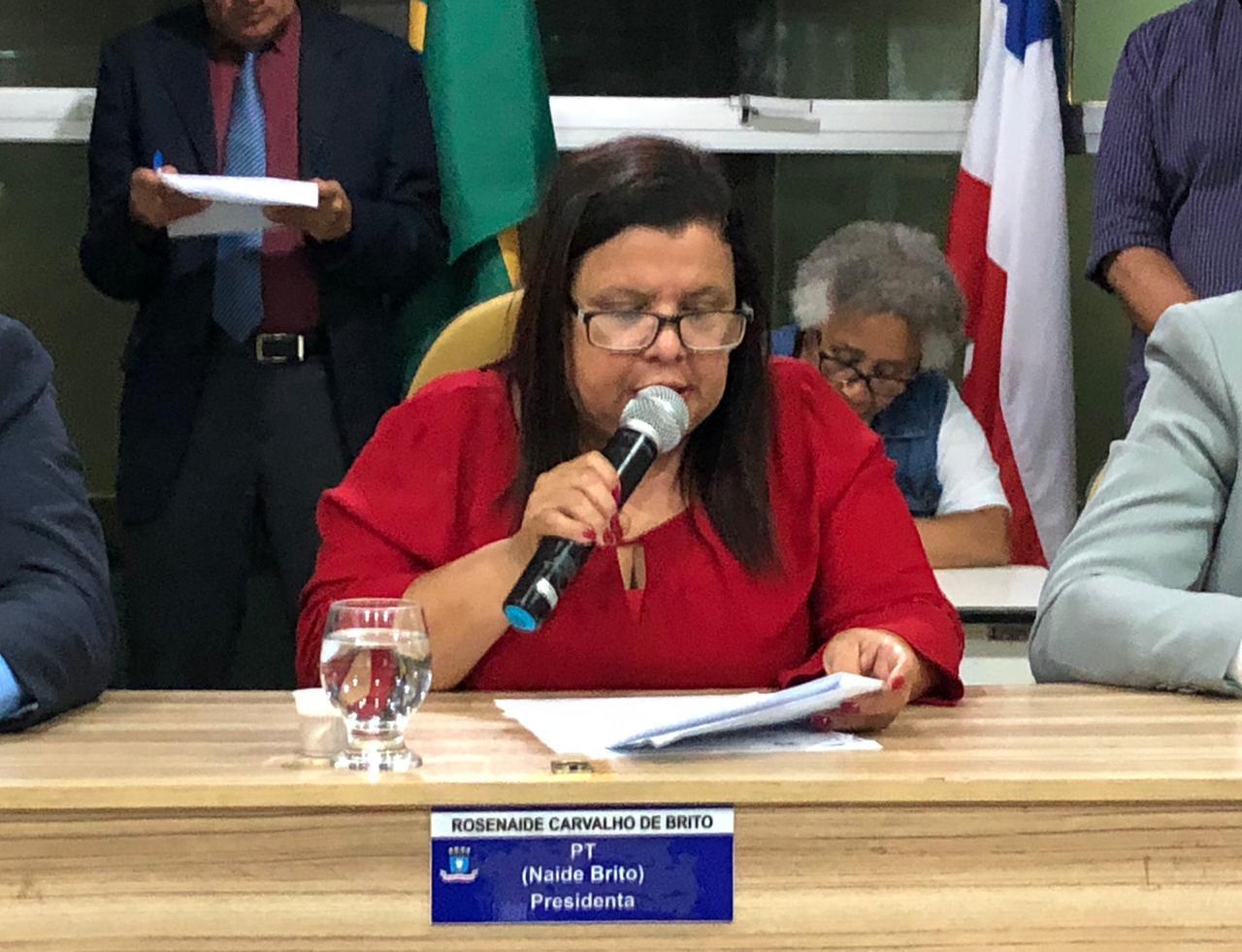 Naide apresenta PDL que concede Título de Cidadão à Dom Murilo Krieger