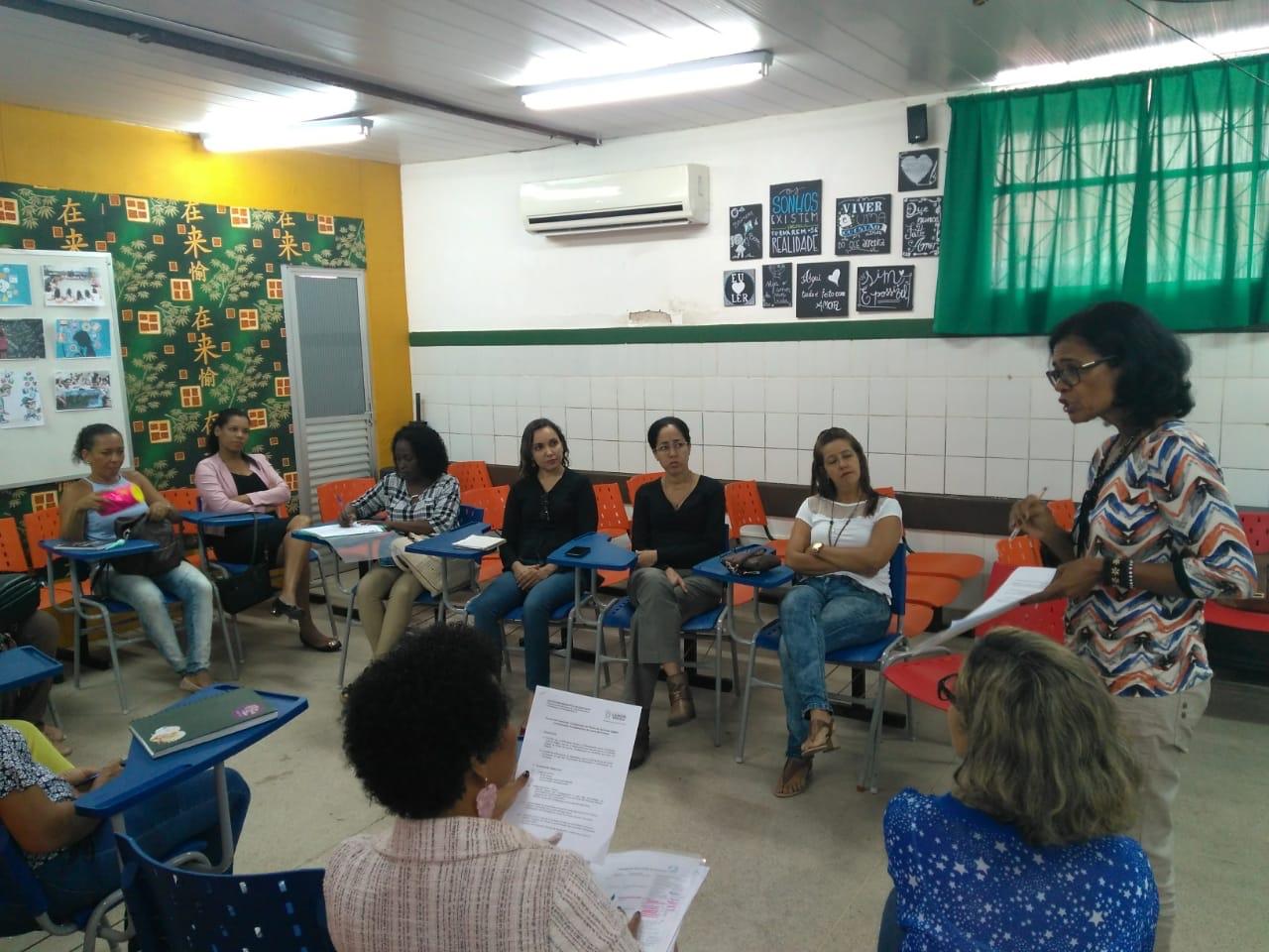 Educação de Lauro de Freitas inicia Ciclos de Conversas sobre inovação e tecnologia