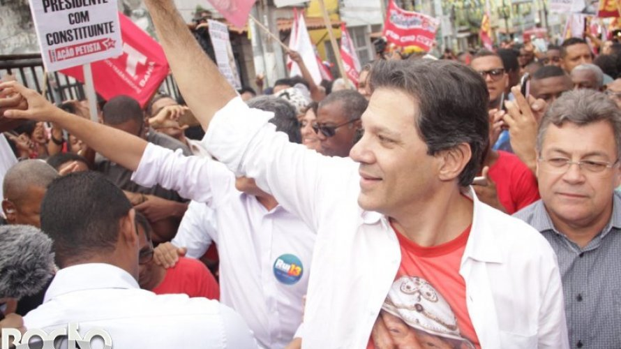 Haddad assume programa de governo de Ciro que limpa nome de devedores do SPC