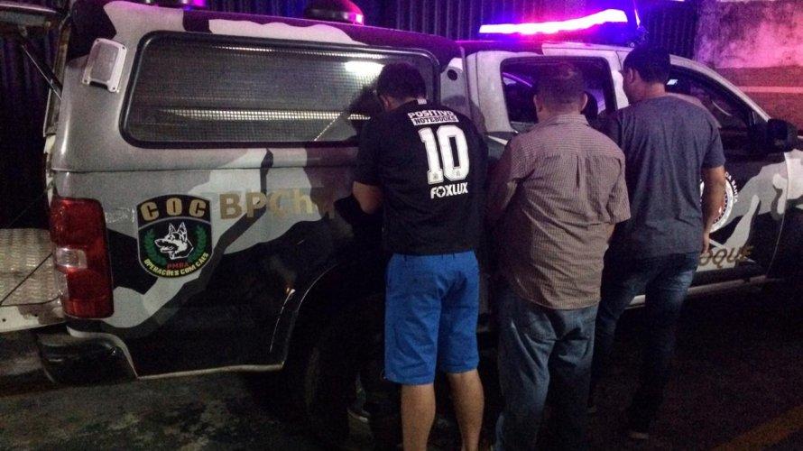 Integrantes do PCC são presos com dois quilos de cocaína na Barra, em Salvador