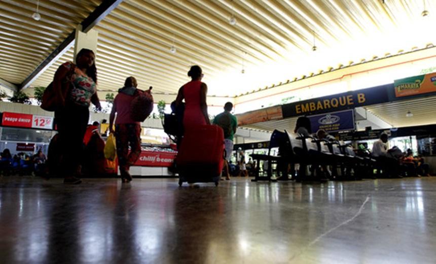Rodoviária disponibiliza 150 horários extras durante feriadão de 12 de outubro
