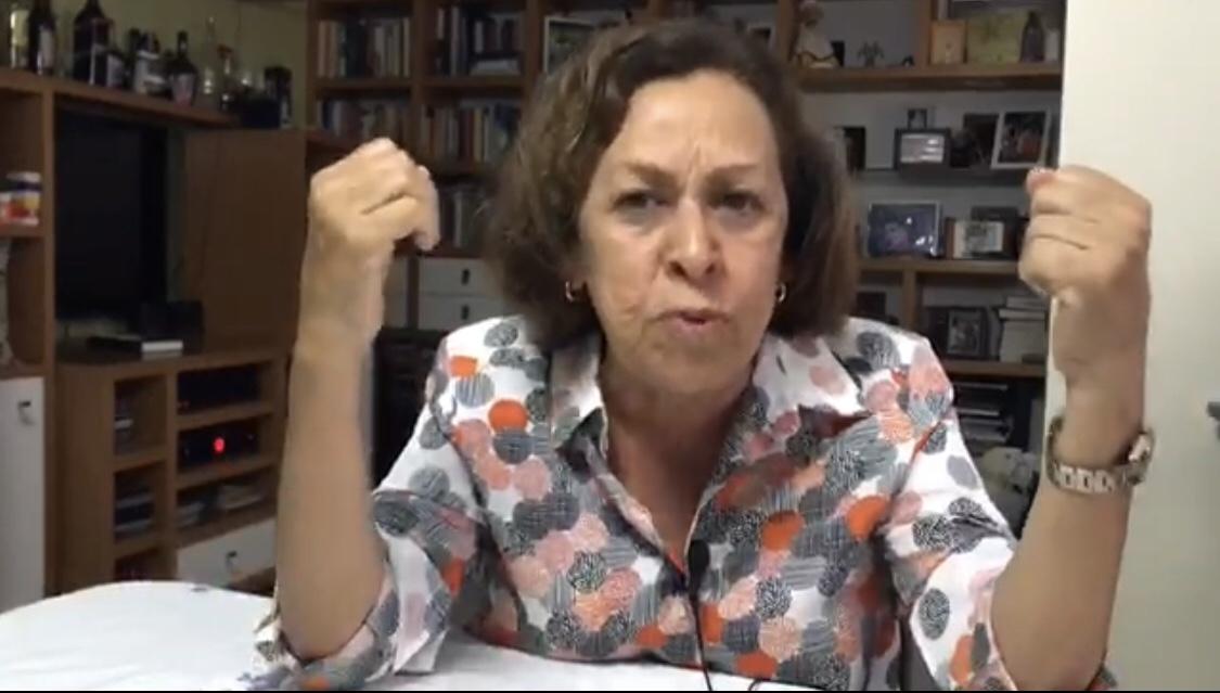 Lidice agradece a todos os eleitores da Bahia pelos votos; veja vídeo