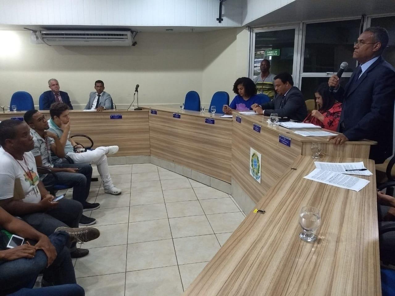 Proposta criação do Programa de Atendimento à População em Situação de Rua