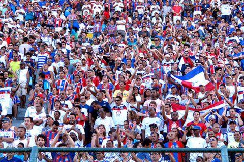 Bahia anuncia ingressos a R$ 10 para duelo contra o Paraná