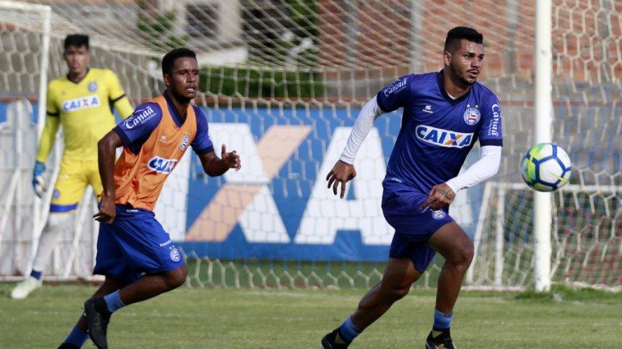 Bahia se reapresenta e inicia preparação para o clássico BaVi