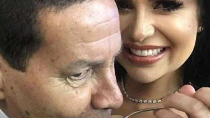Morena fotografada com Mourão já foi investigada por Moro sob suspeita de tráfico