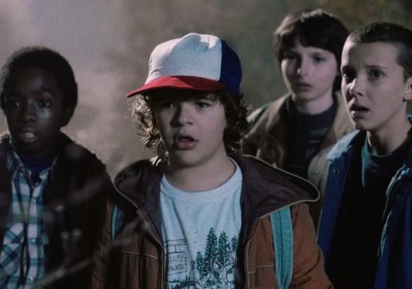 Netflix anuncia dia 6 de novembro como Dia do Stranger Things