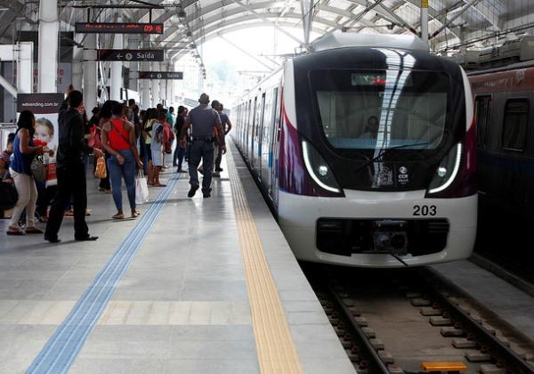 Governo do Estado lança edital do Tramo 3 do metrô até Cajazeiras