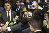 Bolsonaro se reúne nesta quarta com Maia, embaixadores e governadores