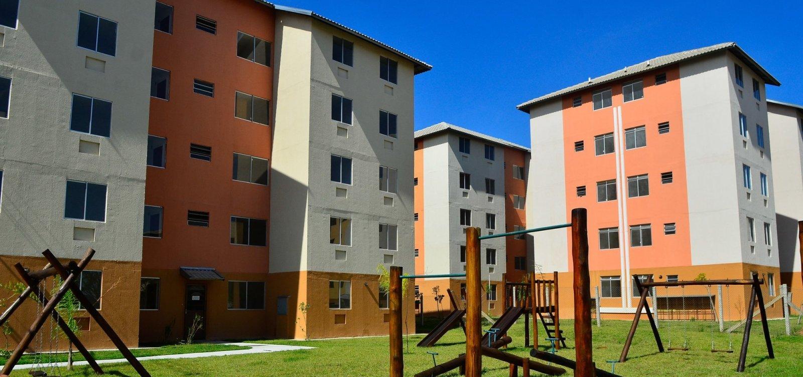 Caixa suspende financiamento do Minha Casa, Minha Vida para faixa até R$ 2,6 mil