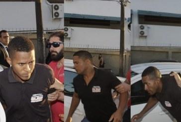 Acusados do assassinato de dois irmãos em Dom Avelar se entregam na DHPP