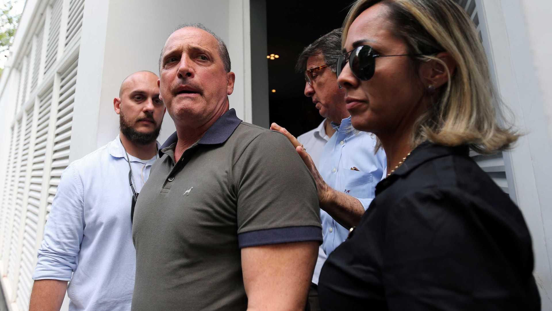 Bolsonaro sobre Onyx: '100% só confio no meu pai e na minha mãe'