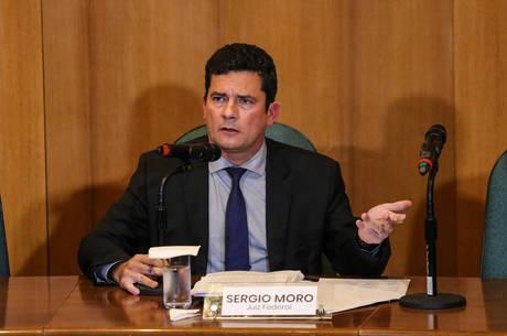 'Não é um projeto de poder, mas de fazer a coisa certa', diz Sérgio Moro