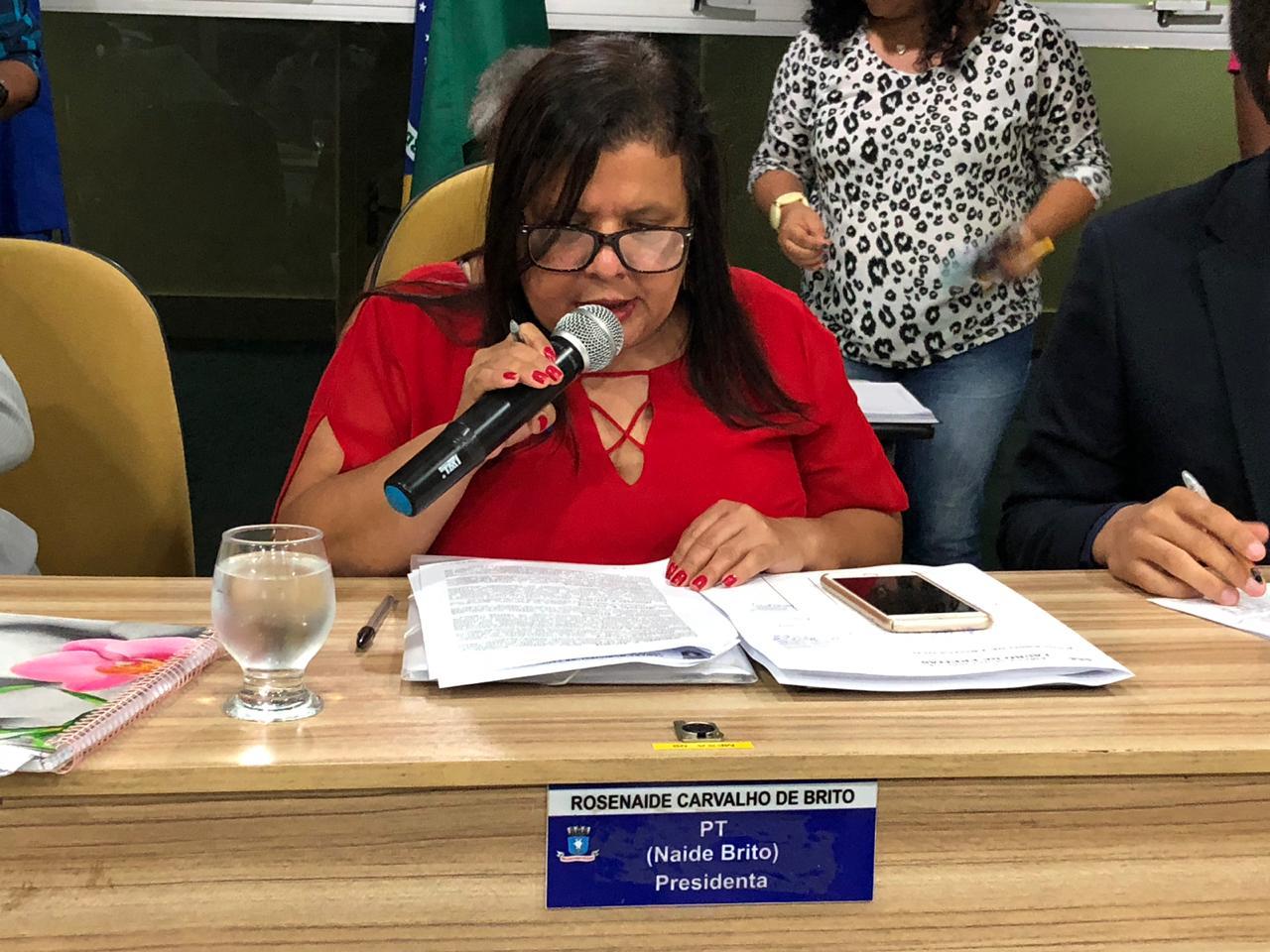 Moção ao Dia do Primeiro Voto Feminino no Brasil foi provada nesta terça (6)
