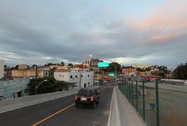 Lauro de Freitas: Viaduto que liga Rua das Locadoras à Estrada do Coco é liberado