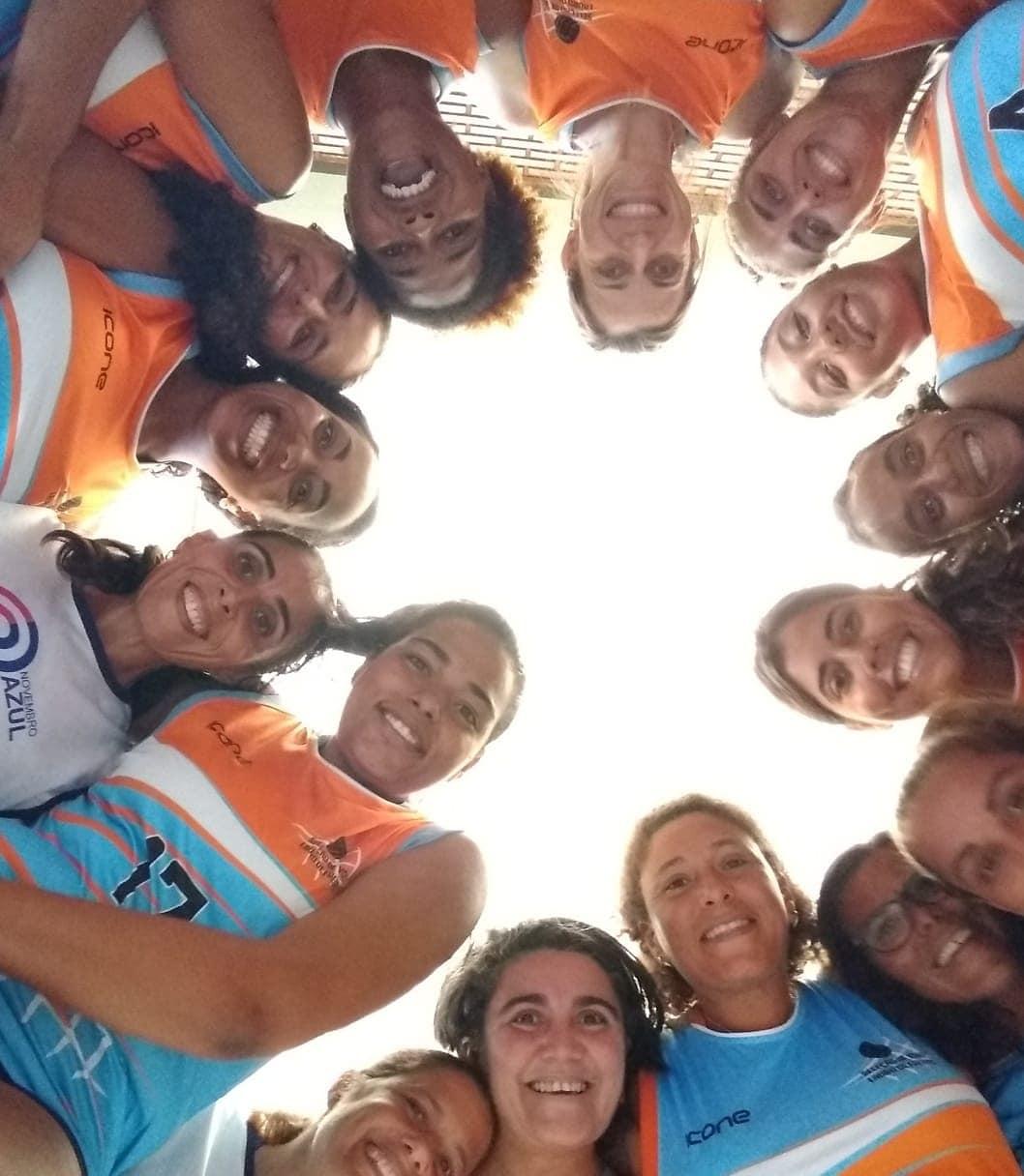 Seleção de Lauro de Freitas conquista segundo lugar em Campeonato Baiano de Vôlei